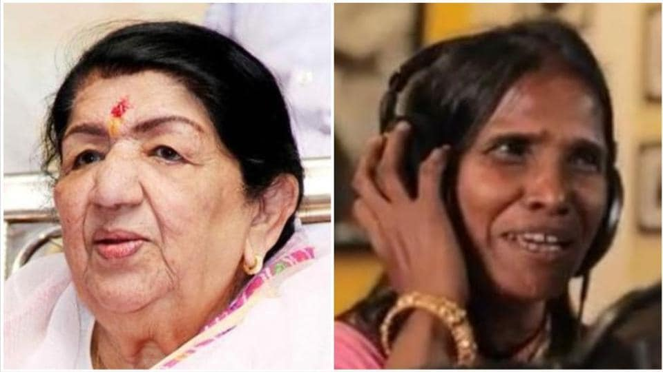 Lata Mangeshkar's comments on Ranu Mondal have not been a hit on the internet.