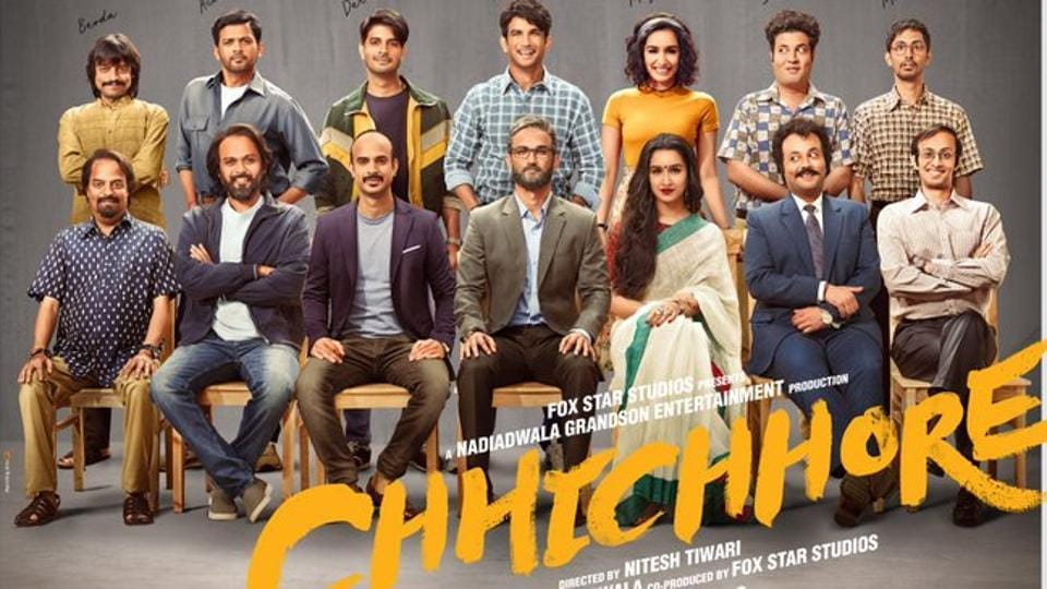 Chhichhore is set to release on September 6.