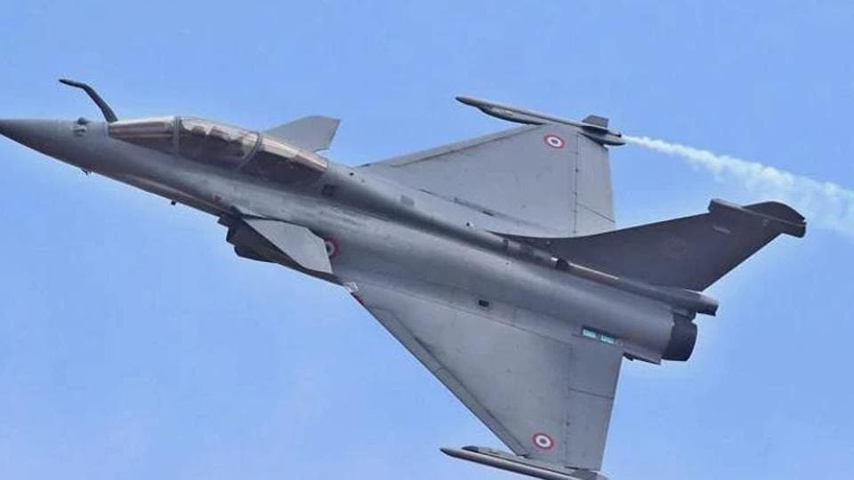 IAF had told the French government that the formal induction ceremony of the first of the 36 jets on order should be held in the third week of September, within three years of the signing of the contract.