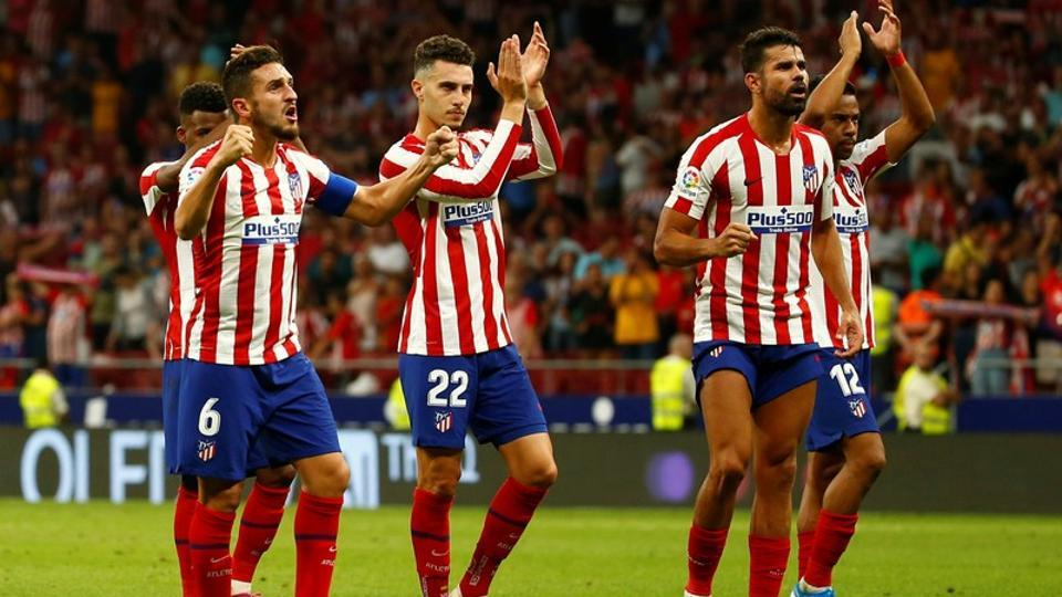 Despite losing core, smart buys helped Atletico rebuild, end transfers in the black