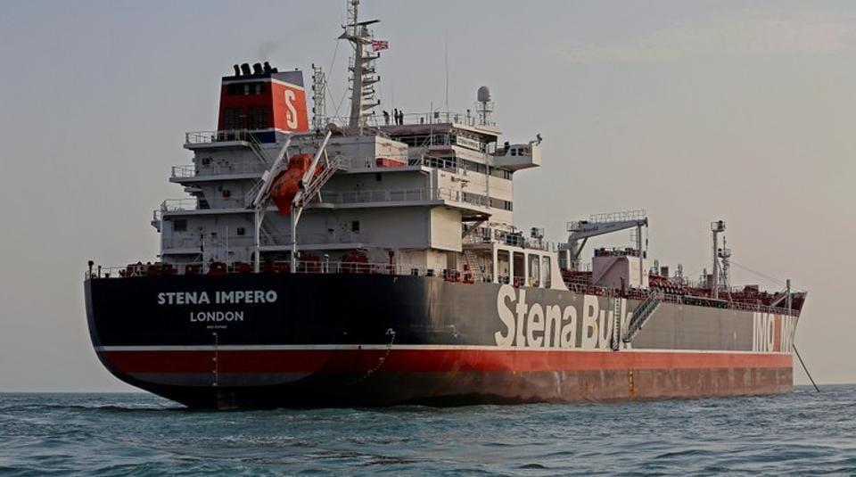Iran to free 7 crew members of detained British tanker