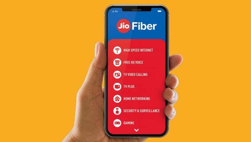 Reliance Jio Fiber launched: Price of monthly data plans