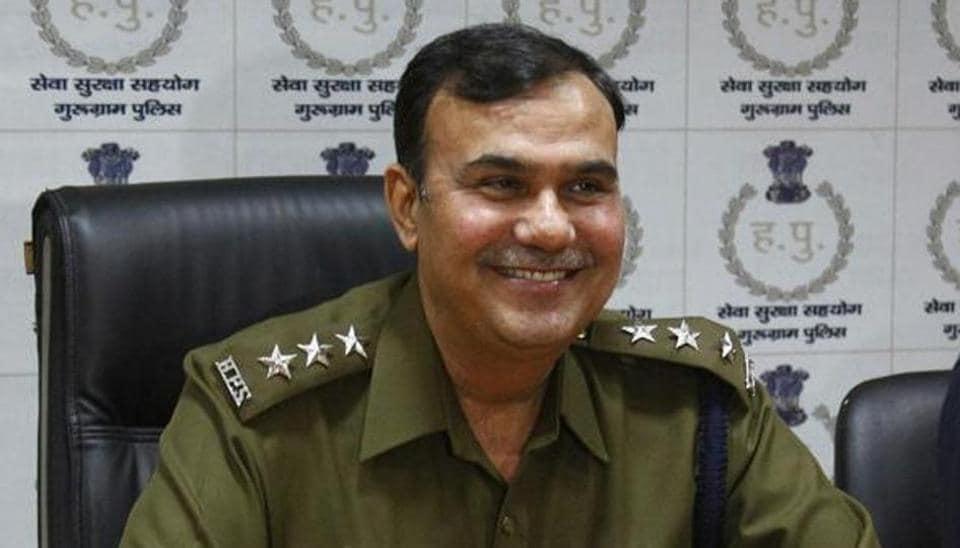 Shamsher Singh took up the post oof assistant commissioner of police (crime), in Gurugram in November 2017.