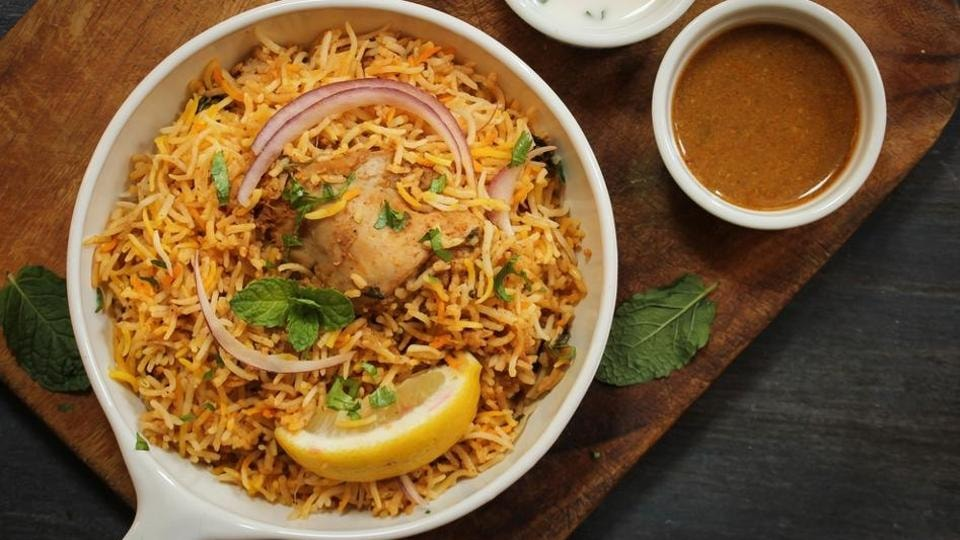 """""""The biryani was deliberately served to hurt the sentiments of Hindus. Strict action is needed in the matter,"""" Rajpoot told reporters."""