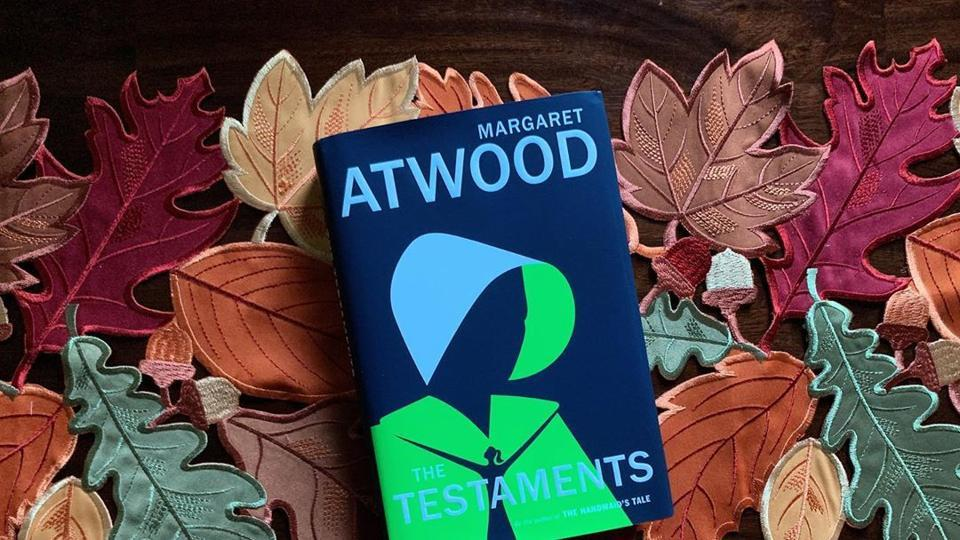 Retailers were instructed to keep The Testaments strictly under wraps until its official release on September 10, but several online customers have already received the much-anticipated novel.