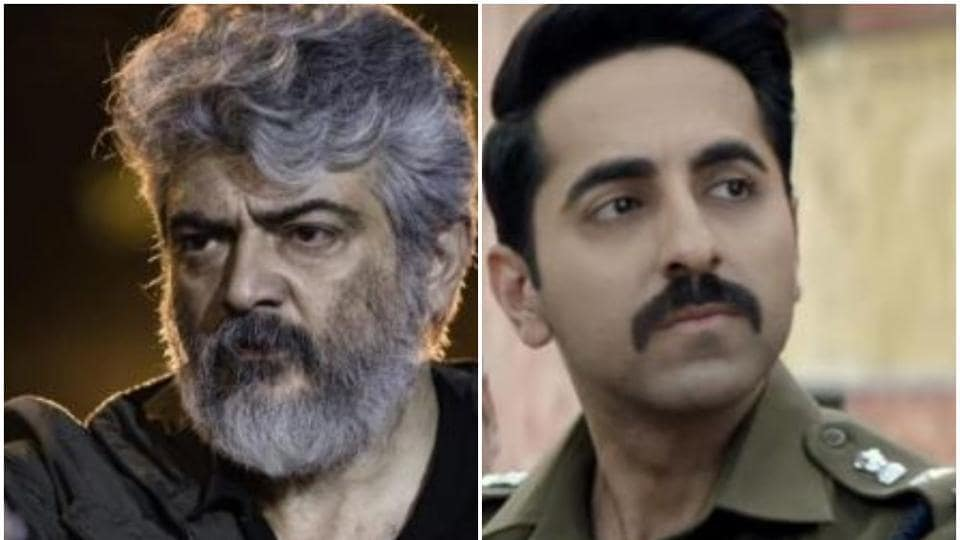 Ajith, who recently delivered a hit with Nerkonda Paarvai, will remake Ayushmann Khurrana's Article 15 in Tamil.