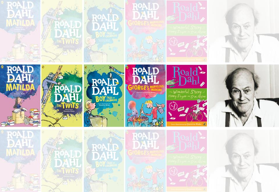 Five stories by Roald Dahl that authors loved