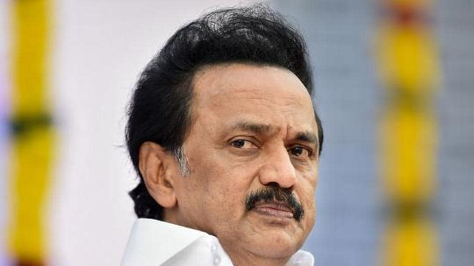 D Jayakumar on Thursday mocked at DMK chief M K Stalin, saying his voice against the Centre has become very soft after the arrest of former finance minister P Chidambaram.