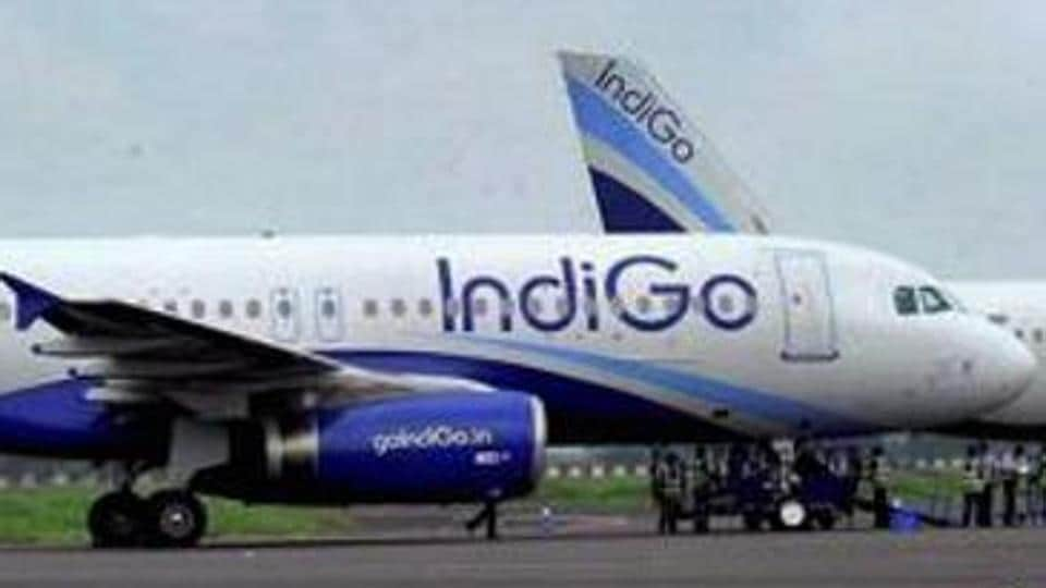 New Delhi: **FILE** InterGlobe Aviation-run budget carrier IndiGo on Friday cancelled over 80 flights as the airline grounded more Airbus A320 Neo (new engine option) planes due to engine issues. PTI Photo (PTI8_18_2017_000167B)