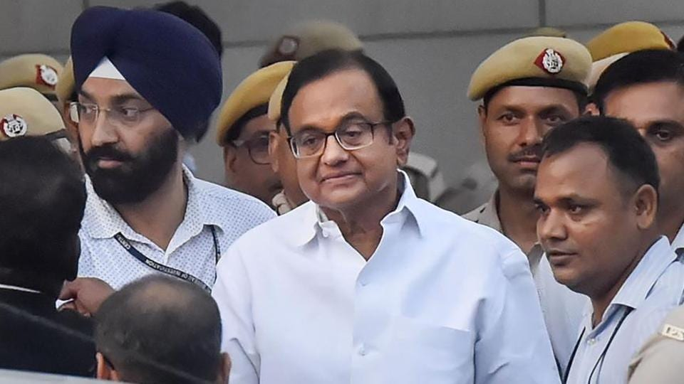 The Supreme Court also rejected the contention of Chidambaram's legal team that the court should not be given information against him in sealed cover.