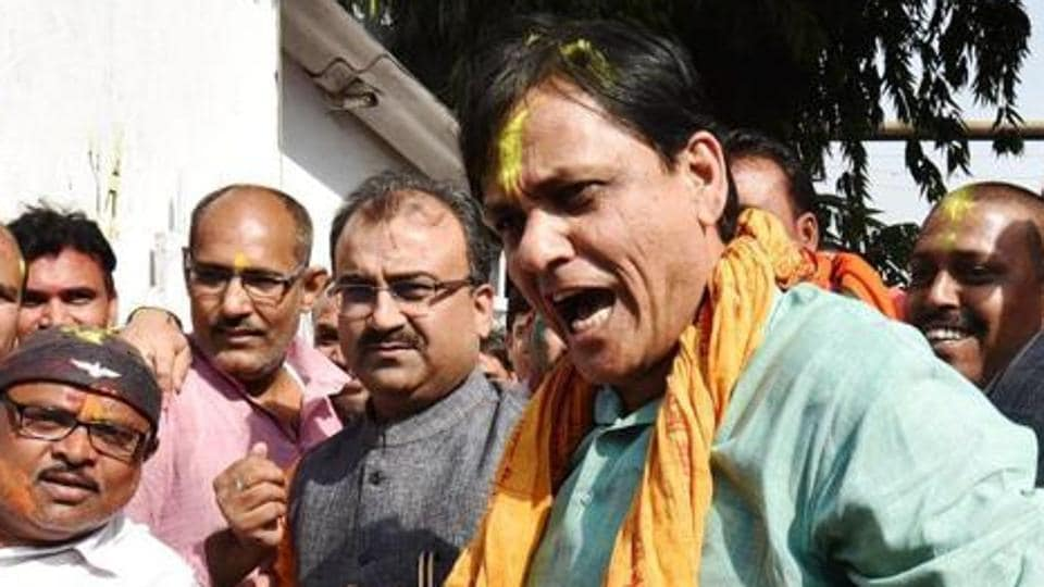 Junior home minister Nityanand Rai continues to head the Bihar BJP, months after their induction into the union council of ministers.