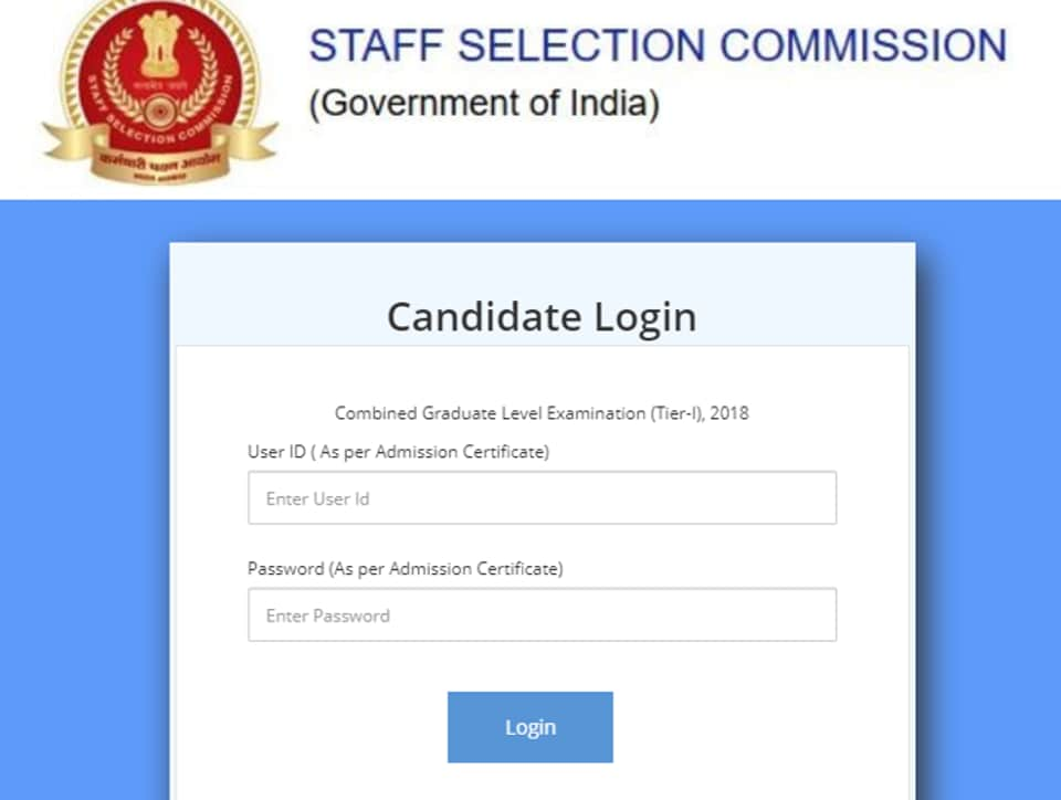 SSCCHSLresult 2018 to be declared today