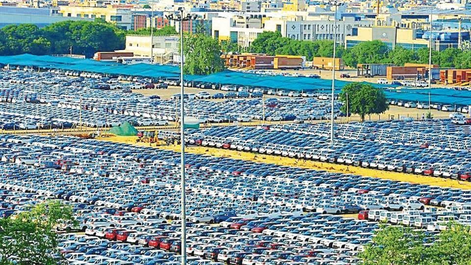Cars, bikes and mopeds at present attract a peak GST rate of 28% with additional cess ranging from 1% to 22%, depending on the length, engine size and type of the vehicle.