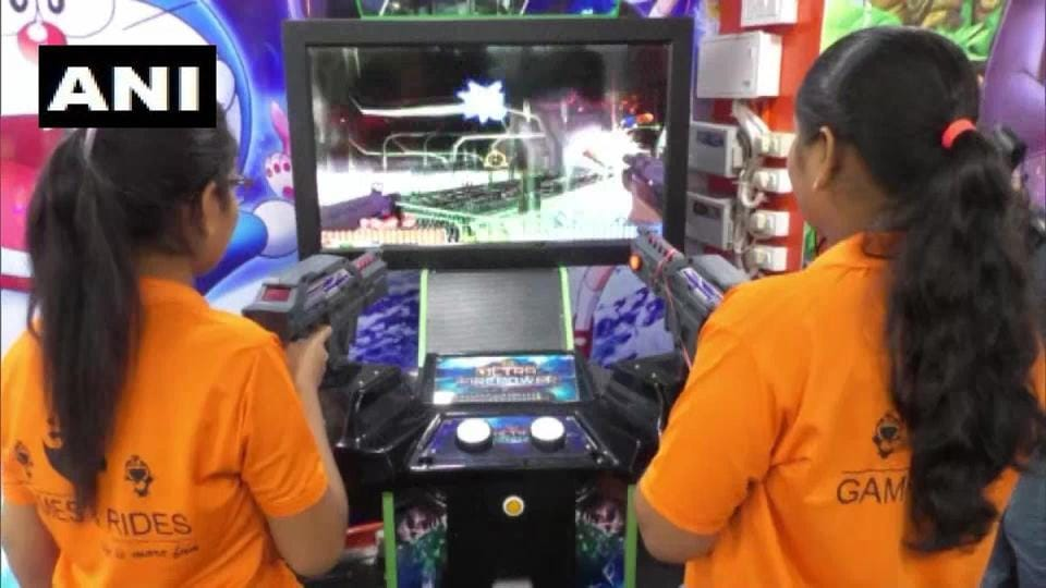 The fun zone will have all the high-tech gaming activities at par with game parlours.