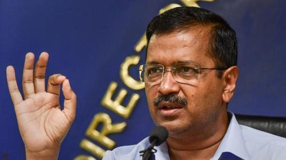 Kejriwal was speaking at the State Teachers' Awards at the Thyagaraj Stadium. (Representational image)