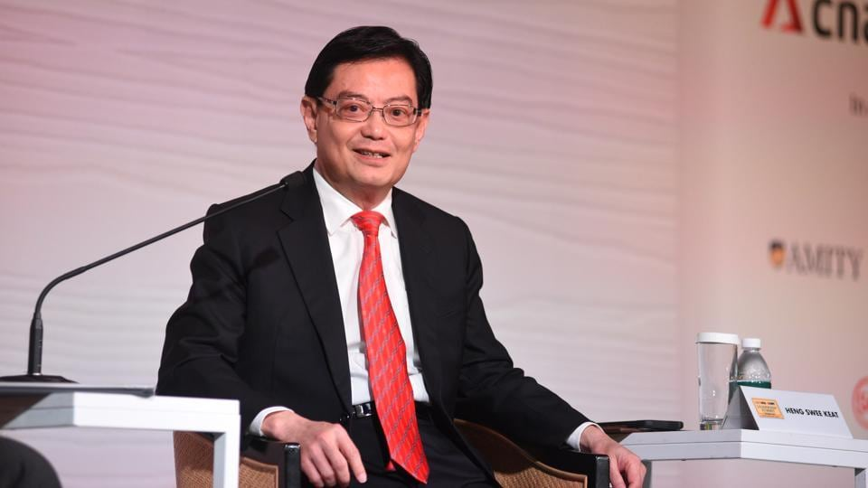 Heng Swee Keat, Deputy Prime Minister and Minister for Finance.