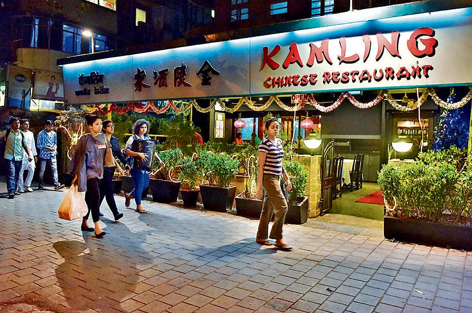 Kamling is one of the oldest Chinese restaurants in Mumbai.