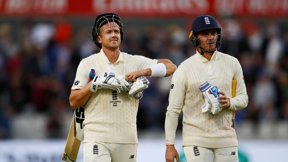 England vs Australia Ashes 2019 highlights, 4th Test Match Day 4 at Old Trafford.