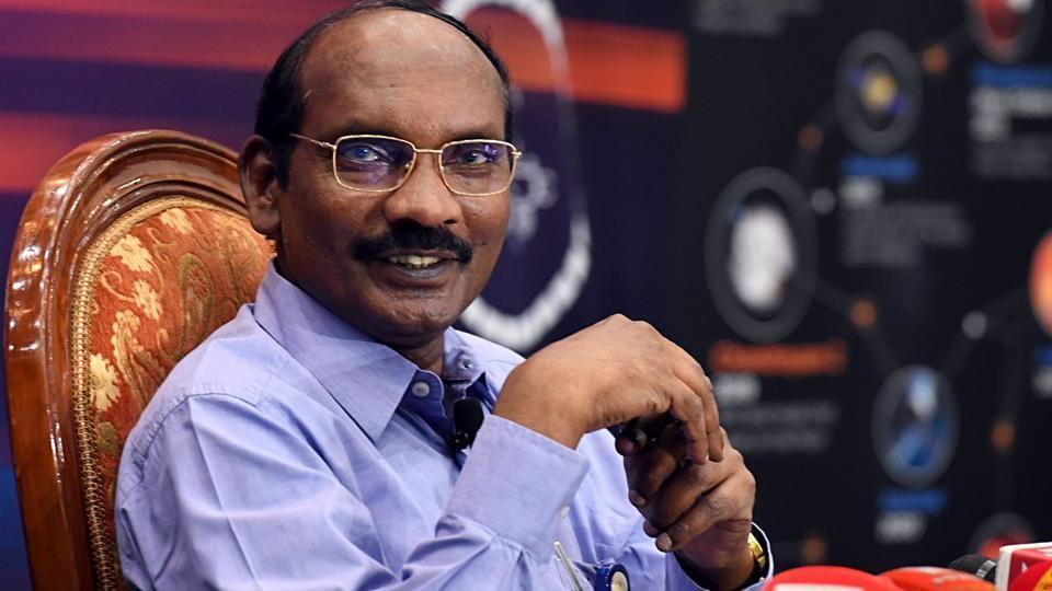 Chairman of Indian Space Research Organisation (ISRO), K. Sivan