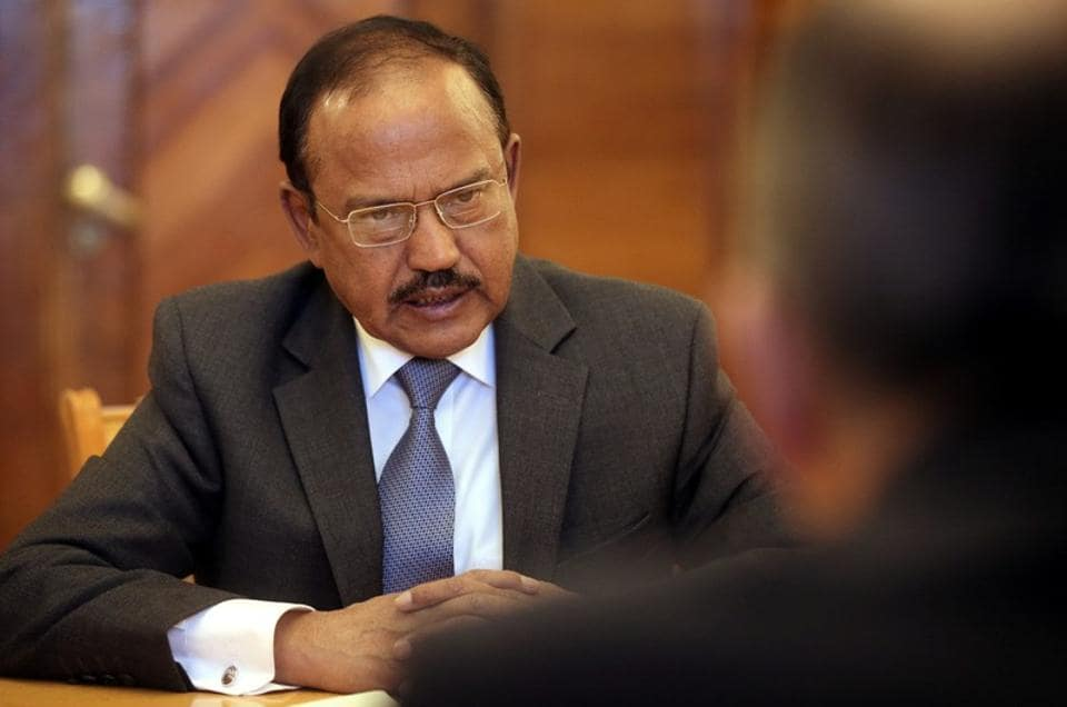 National Security Adviser Ajit Doval heads the Defence Planning Committee that has tasked to draw up the military doctrine, or National Security Strategy