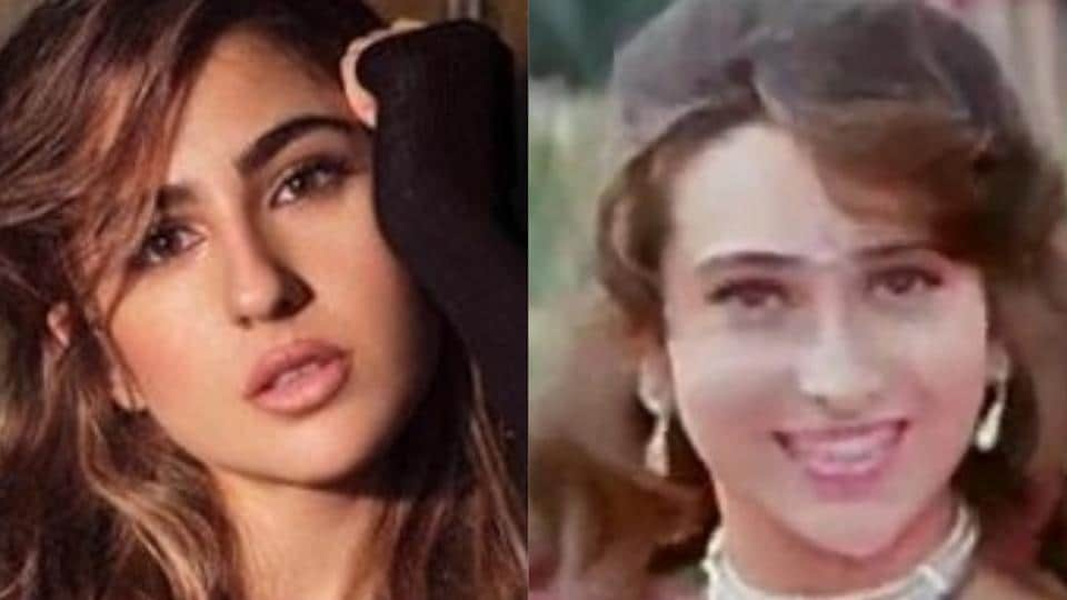 Sara Ali Khan to remake Karisma's song for Coolie No 1, says