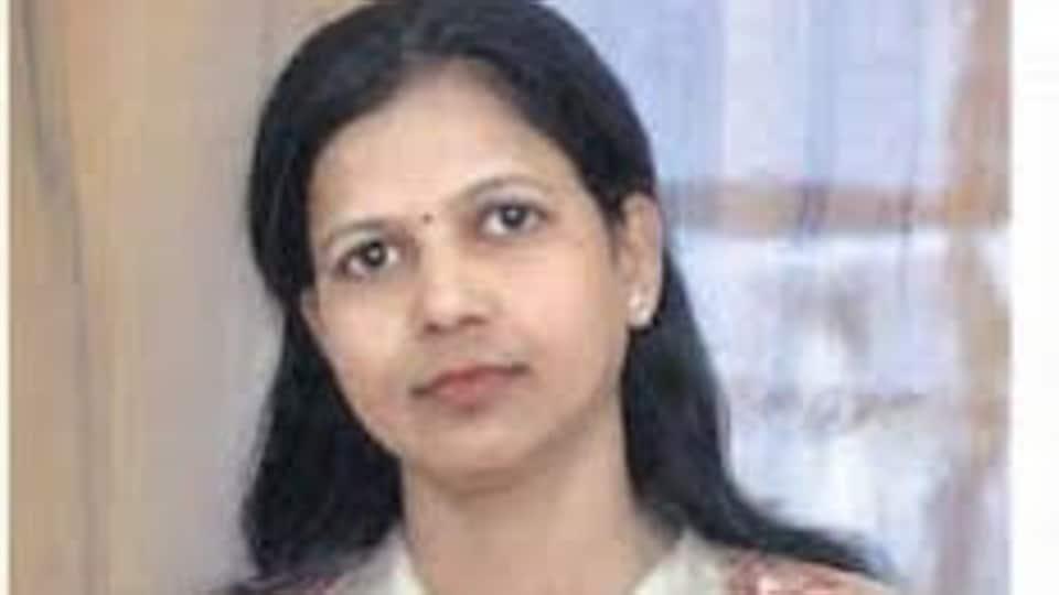 Rajasthan Police say Maya Singhadiya  smothered her one-year-old son in June.