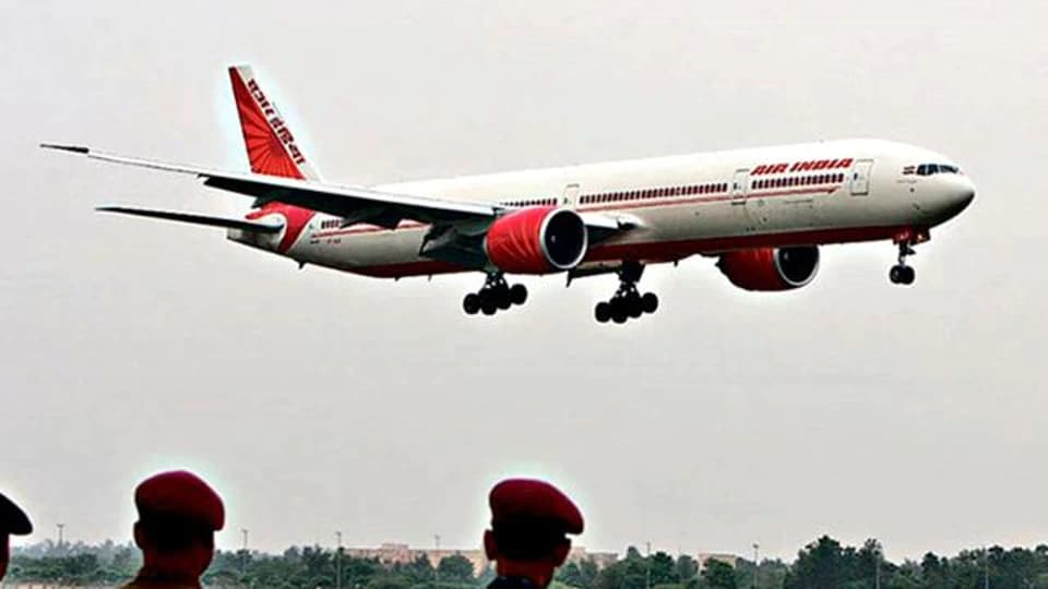 Air India has also agreed to pay daily for the fuel it is taking for operations.