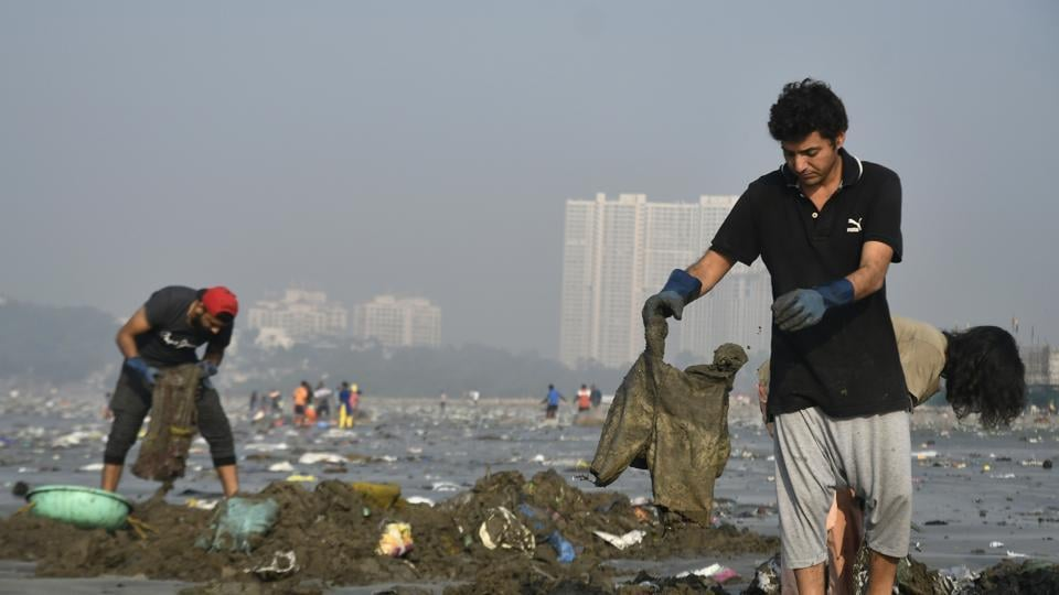 The state's coastal authority recently rejected a proposal to beautify Versova beach for the third time, citing concerns of environmental destruction.