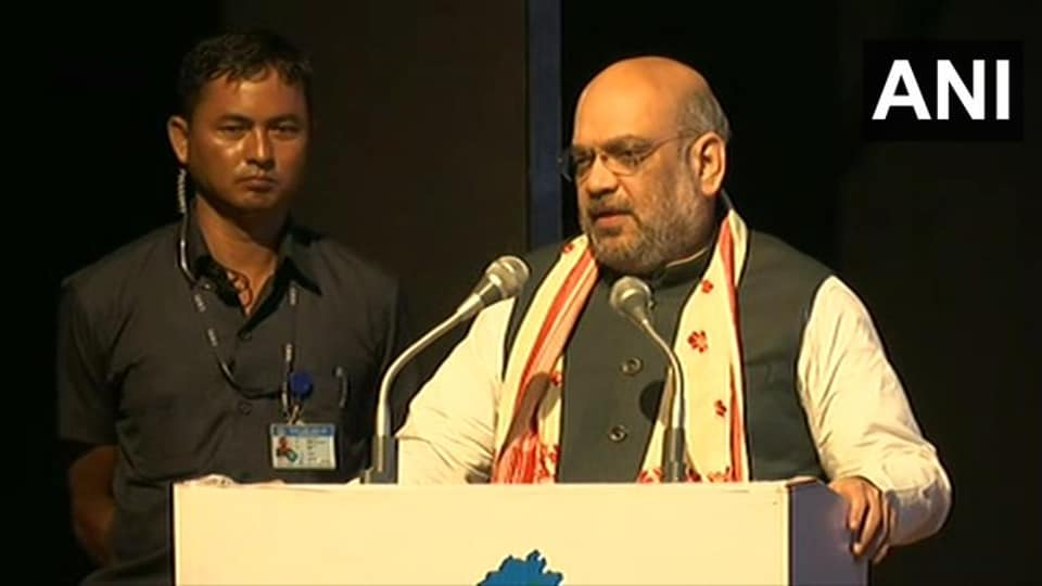 Union Home Minister Amit Shah is on his first visit to the Northeast since the National Register of Citizen (NRC)was published in Assam on August 31.