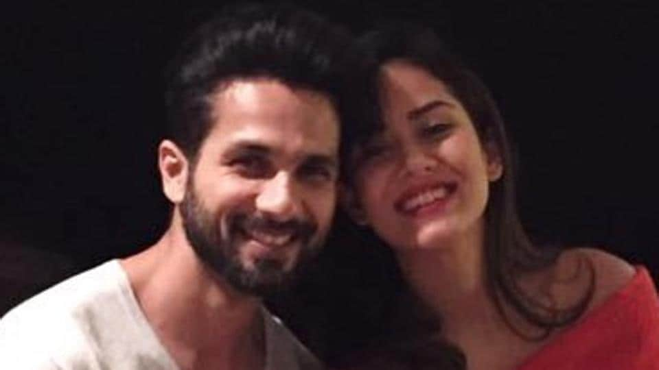 Shahid Kapoor and Mira Rajput recently celebrated their fourth wedding anniversary.