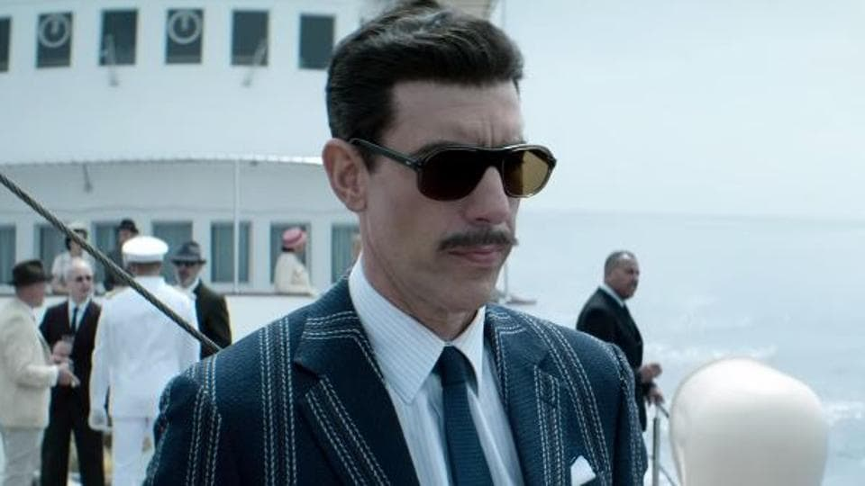 The Spy review: Comic legend Sacha Baron Cohen delivers a serious dramatic performance in new Netflix series.