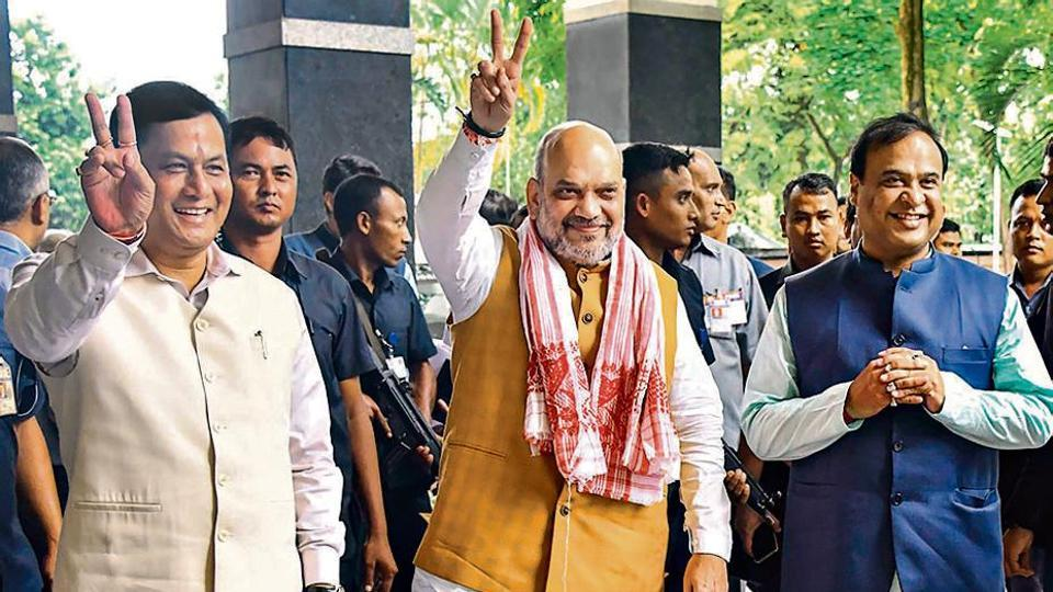 Won't allow illegal immigrants in Assam: Amit Shah