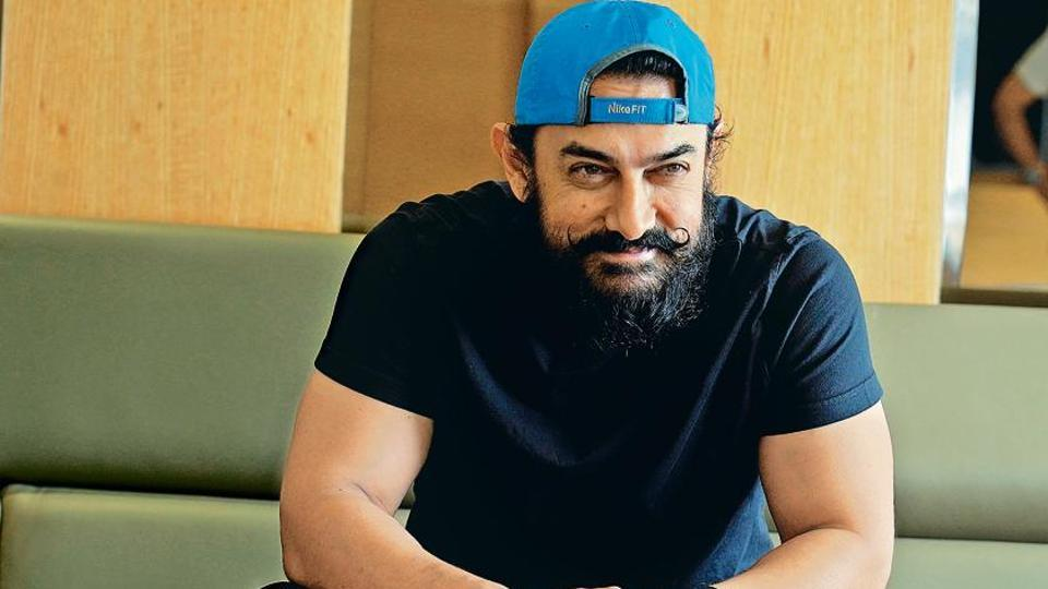 Actor Aamir Khan has revealed to us why he has agreed to star again in Mogul.
