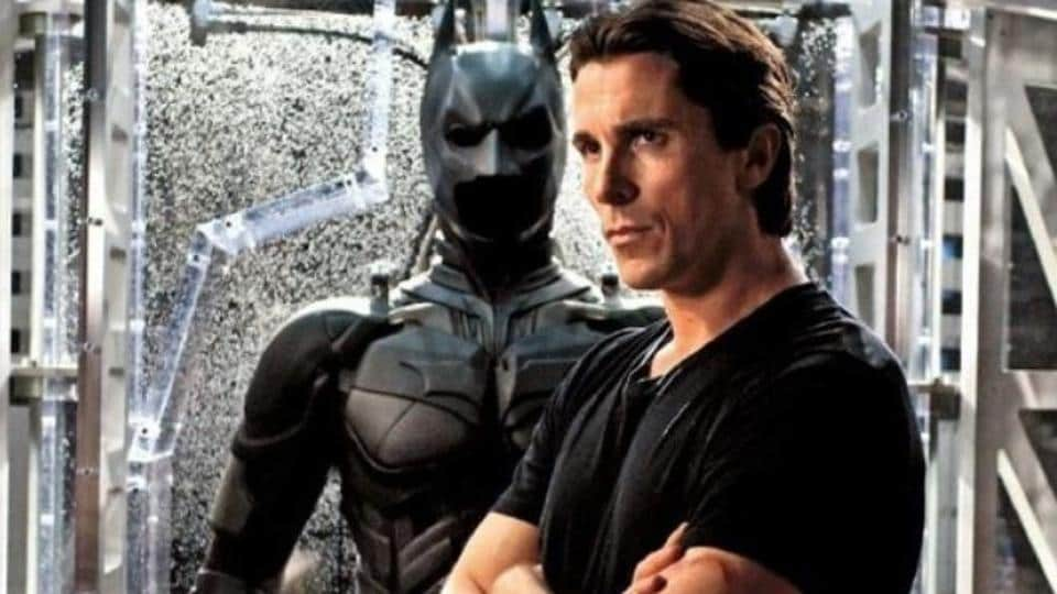 Christian Bale has played Batman in three films.