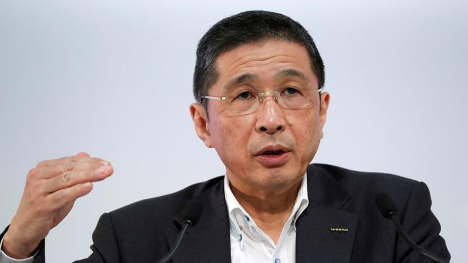 The CEO of crisis-hit Japanese auto giant Nissan plans to resign days after admitting he received more pay than his entitlement.