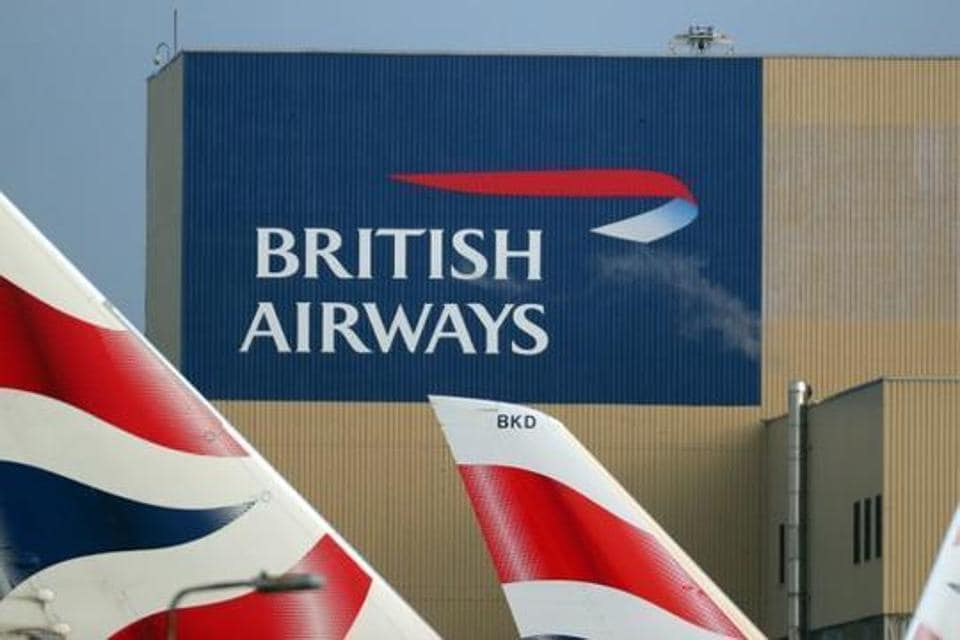 British Airways has said it would reassess the decision to halt daily flights to China over the next few days.