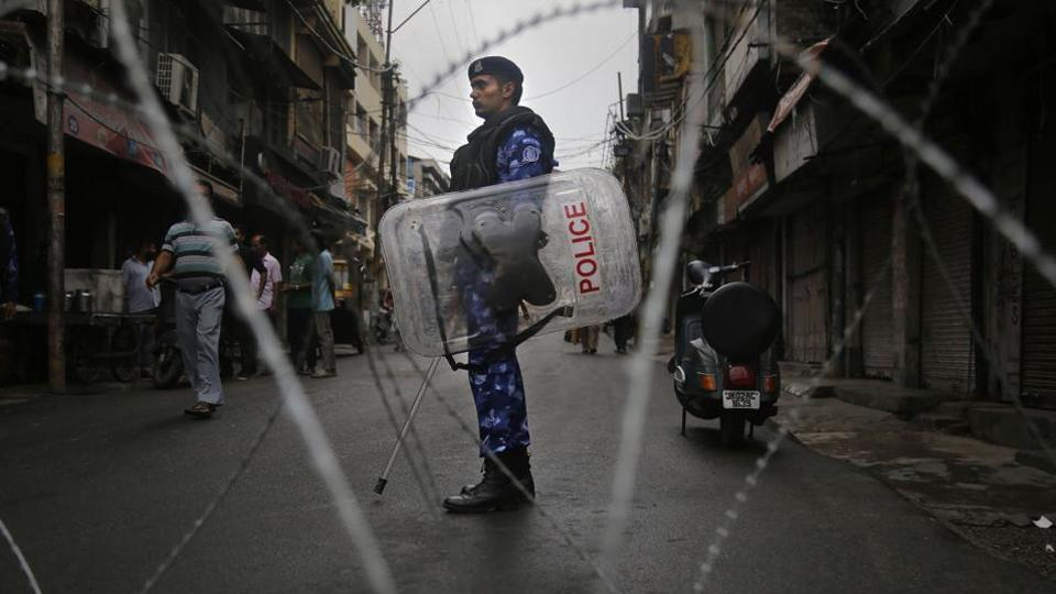 India's temporary restrictions in J&K are to prevent violence, not to inflict it