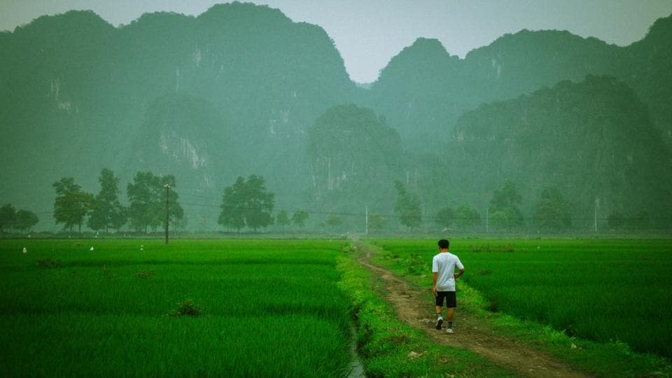 They belong to Vietnam's only rugby programme for locals, rolled out for kids in a remote commune where some players have to travel by boat to training sessions often held against a backdrop of rice terraces and curious onlookers.