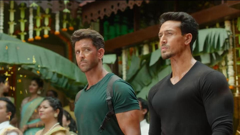 Hrithik Roshan and Tiger Shroff will be seen together in War.