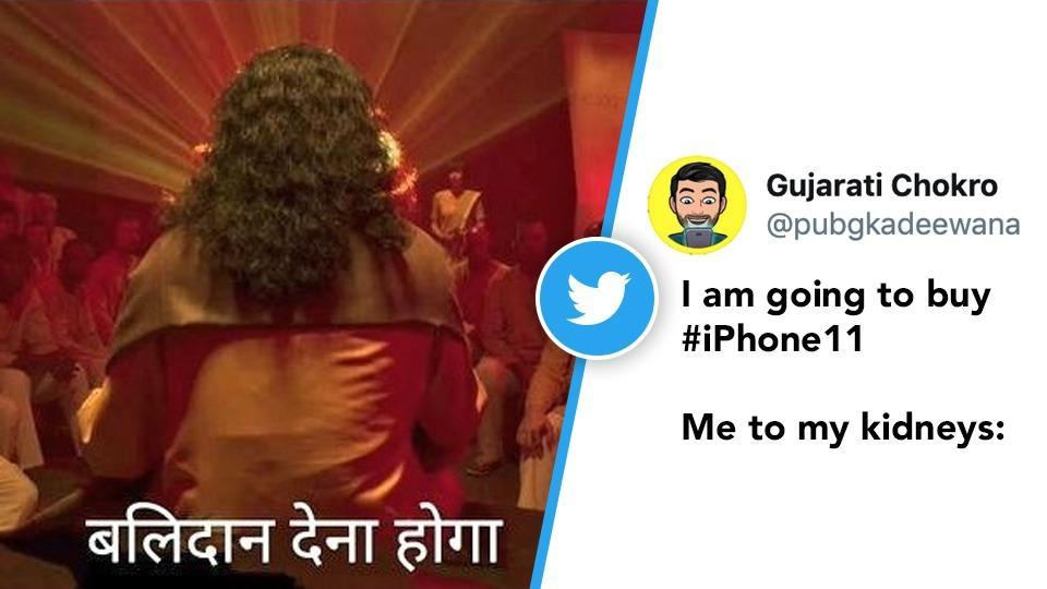 Apple Event 2019: A Twitter user combined the kidney joke with a dialogue from Netflix series Sacred Games to share their reaction.