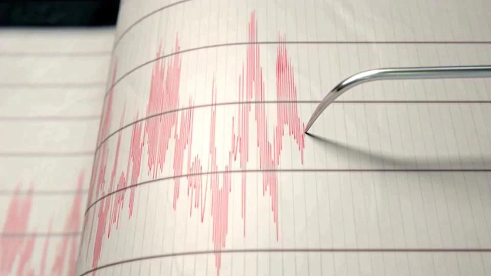 Himachal Pradesh has witnessed five earthquakes in the Chamba district during the past 24 hours.