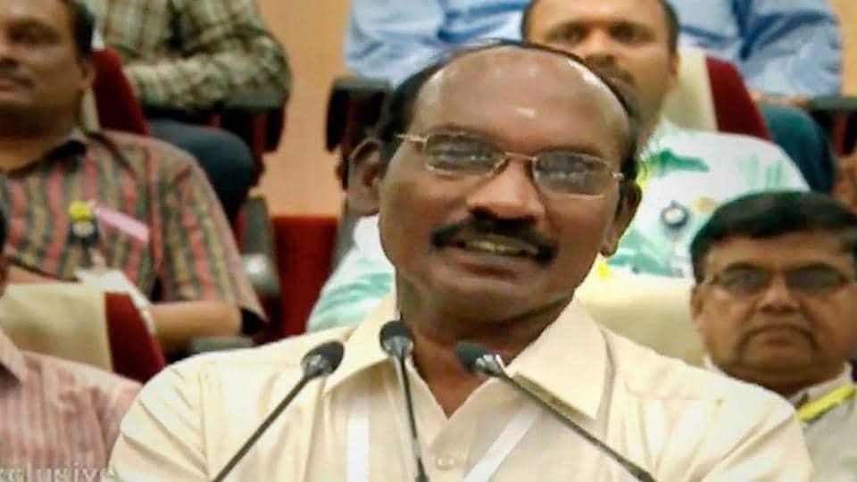 ISRO chief N Sivan. (PTI Photo)