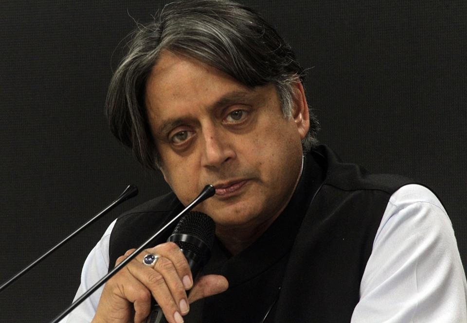 Shashi Tharoor slammed Pakistan over the Kashmir issue and said that the Opposition parties in India stand united with Prime Minister Narendra Modi .