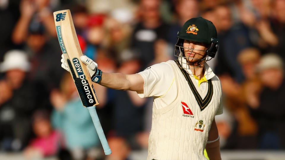 File image of Steve Smith