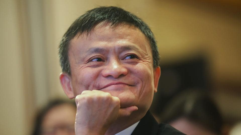 Jack Ma to give up the reins of Alibaba Group Holding Ltd.
