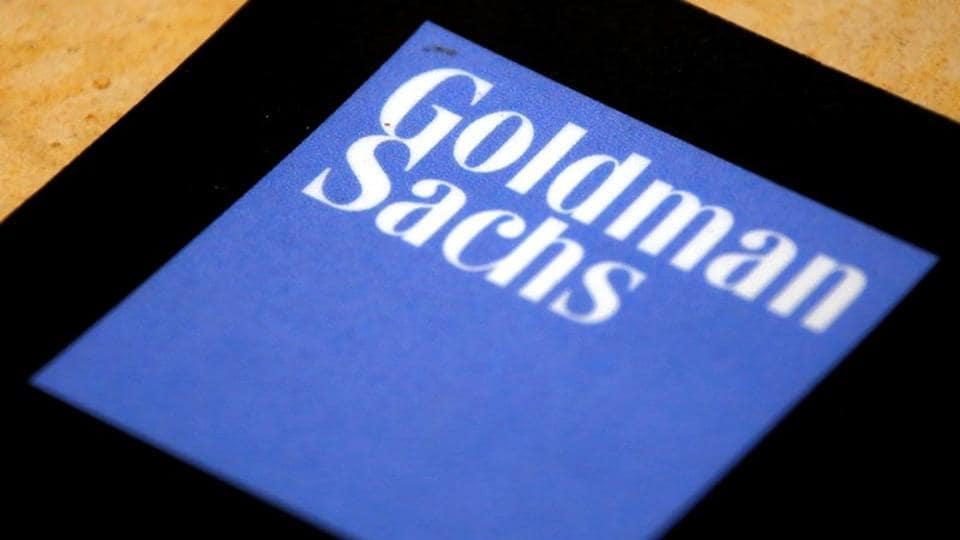 The logo of Goldman Sachs is displayed in their office located in Sydney, Australia, May 18, 2016. REUTERS/David Gray/Files