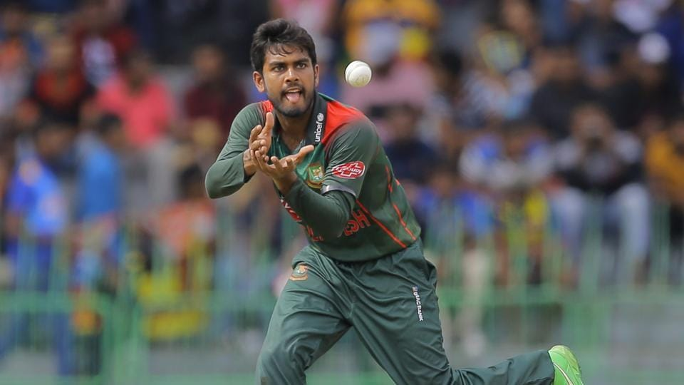 Off-spinner Mehidy Hasan was axed from Bangladesh's T20 squad