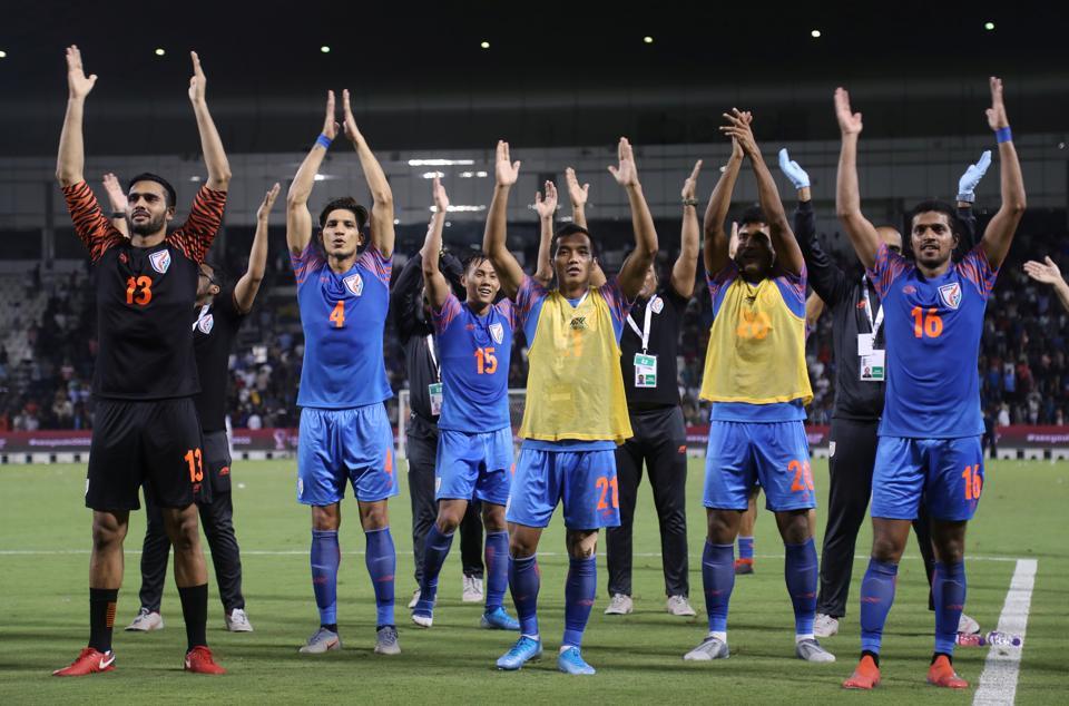 FIle photo of India football.