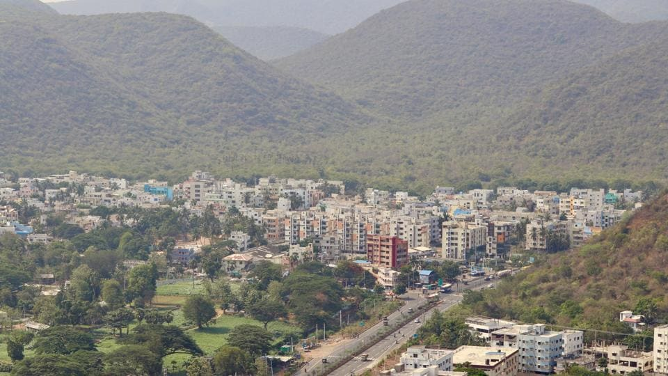 Visakhapatnam has a variety of places to explore as it is a perfect amalgamation of rolling hills with thick vegetation.