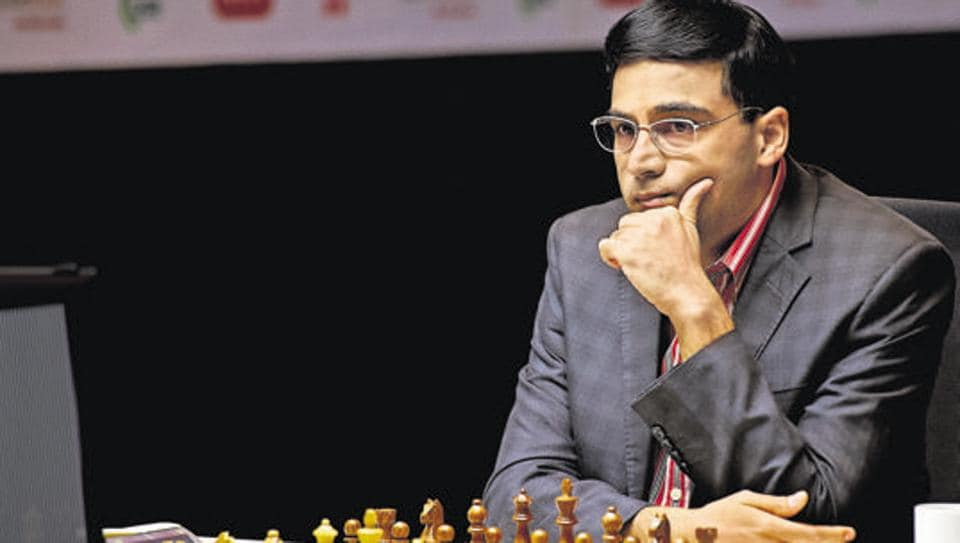 Indian chess wizard Viswanathan Anand
